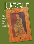 Juggle Magazine, March/April 2004