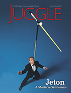 Juggle Magazine, Nov/Dec 2004